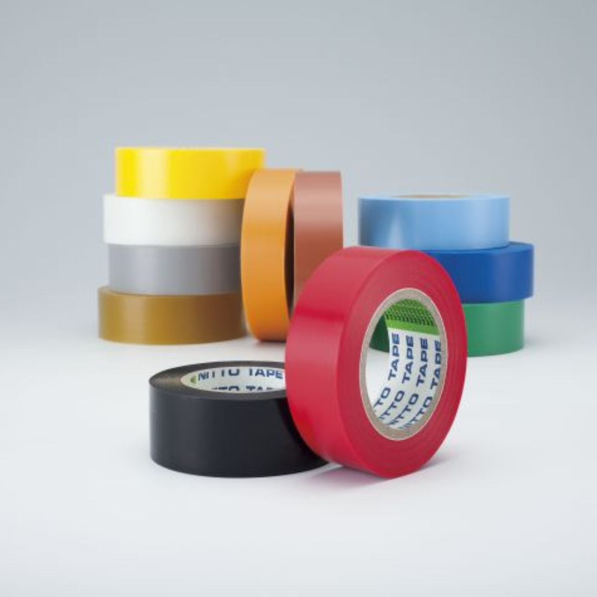 Isolasi Nitto Lighting Indonesia Supplier Dan Distributor Lampu Wiring Harness Tape Denko Japan Vinyl Adhesive Tapes No201 For General Insulation Wire