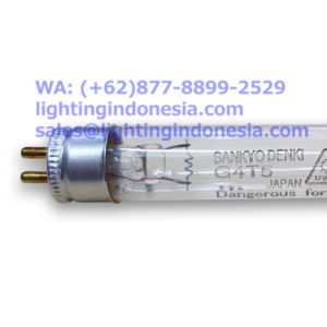 LightingIndonesia.com Sankyo Denki Germicidal UV 4W G4T5