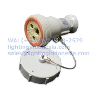 Colokan HNA Socket Kapal Marine 2P+E Resin 1145/FS IMPA 792884