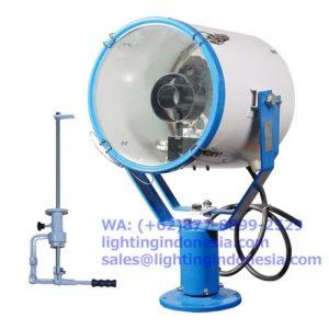 TG27 AFT Searchlight 1000W GX9.5 Lampu Sorot Kapal IP56