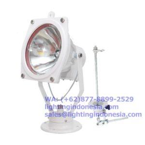 TG9 Deck Light 12/24V 250W G6.35 Lampu Sorot Kapal