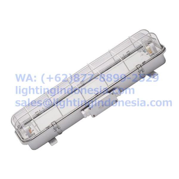 ZYC23-2EF Kap Lampu Kapal 2x20W 110V IMPA 791862
