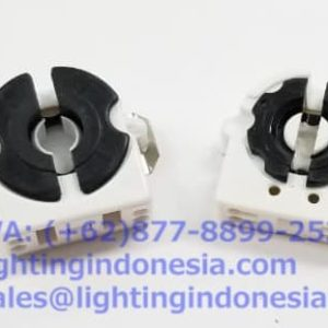 Fitting Fluorescent G13 T8 T10 RM [1 pasang]
