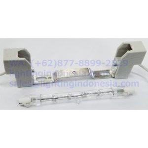 Fitting Halogen Stik Linear R7s 118mm 300W 500W